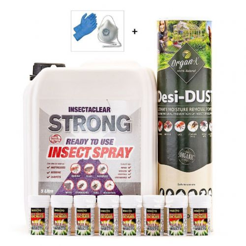 Bed Bugs Kill or Prevent Kit 3